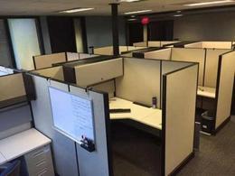 Herman Miller AO2 Work Stations