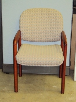 Kimball International Occassional Side Chair