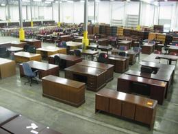Used Office Desks. Cincinnati ...