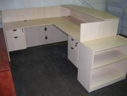 Marquis Laminate Reception Stations - New!