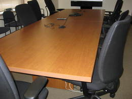 Pre-Owned Conference Tables