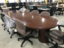 Used Conference Tables in Many Shapes & Sizes