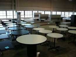 Tables (Round, Conference and Training)