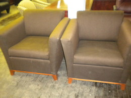 Used Club Chairs ~ by Knoll