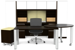 Verde Wood-Touch Laminate Desks