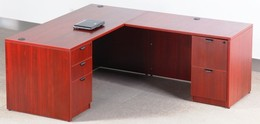 Allegro L-Shaped Desks