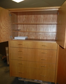 cabinet racks kitchen used office file cabinets used light oak microfiche 13012