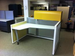 Modern Option for Used Cubicles