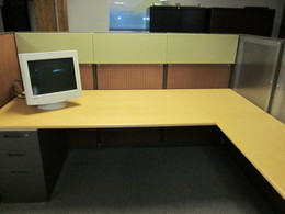 Refurbished Steelcase Cubicles