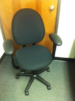 Black Steelcase Criterion - Great Chairs!!