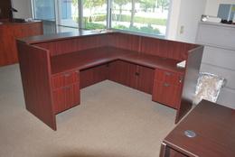Reception Desk For Sale in TX