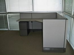 Pre-Owned 6x6 Herman Miller A03 Cubicles