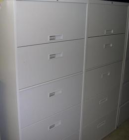 Used Steelcase Lateral Filing Cabinets