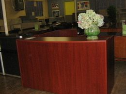 Kayla Reception Desk