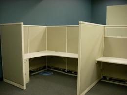 Refurbished Steelcase Workstations