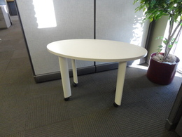 Steelcase Oval Tables