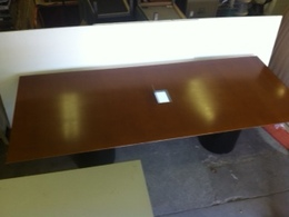 10' WOOD Office CONFERENCE TABLE