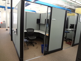 Used Office Cubicles Herman Miller Ao2 Cubicles 85 Quot High