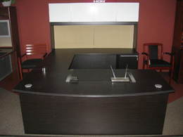 Cherryman Desk and Reception desks
