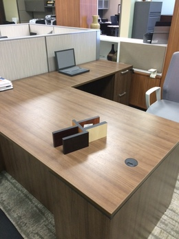 New Office Desks L Shaped Desk Memphis Cherryman At