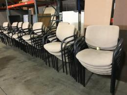 Used Stacking / Folding Chairs