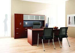 Friant Gitana Laminate Office Desk Series