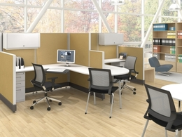 System 2 Office Cubicles