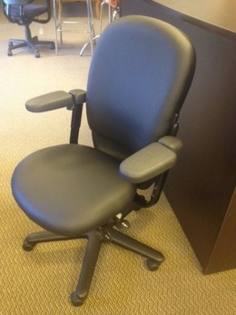 Used Conference Chairs - Black