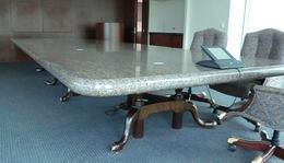 19' Granite Table