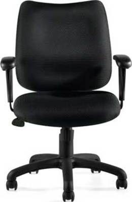 Offices to Go Tilter Task Chair with Arms