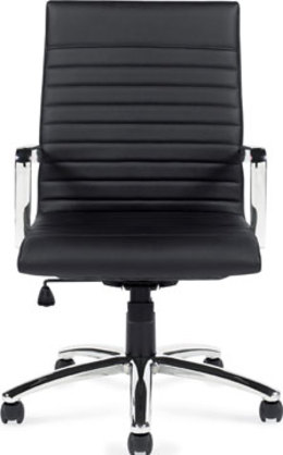 Offices to Go Luxhide Executive Task Chair