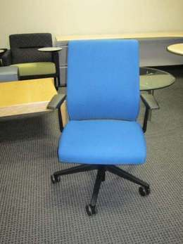 Steelcase Blue Think Chair