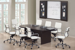 Commercial Grade Laminate Conference Table