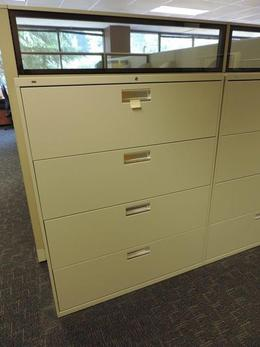 BIG Selection of Lateral File Cabinets in WA