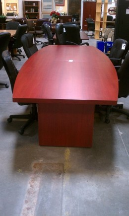 10' Cherry Conference Table