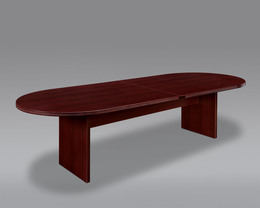 New 10' Racetrack Conference Tables