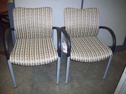 Sitonit Achieve side chairs