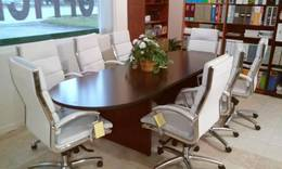 NEW in a Box CUSTOM HON 13' Conference Table