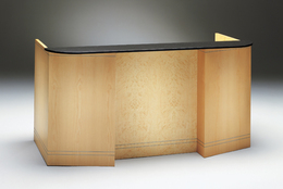 Arnold Reception Desks - Bravado