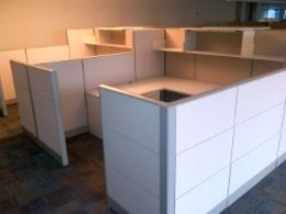Knoll Dividends Used Cubicles
