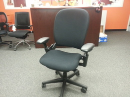 Steelcase Leap Task Chair Black