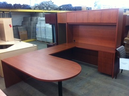 James Edwards U-shaped Desks