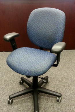 HON Mid-Back Task Chair with Pattern