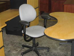 Used Criterion swivel chair