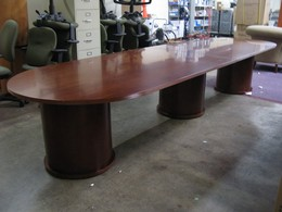 Large Selection of used conference tables