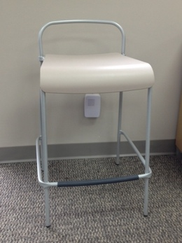 USED CENTOMILA BAR STOOLS