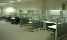 Friant Tile Workstations w/Glass