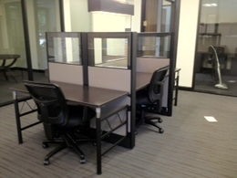New Friant Call Center Cubicles