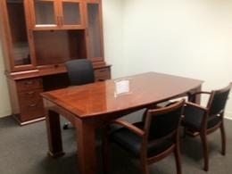 New Wood Veneer desks