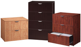 Laminate Files & Storage